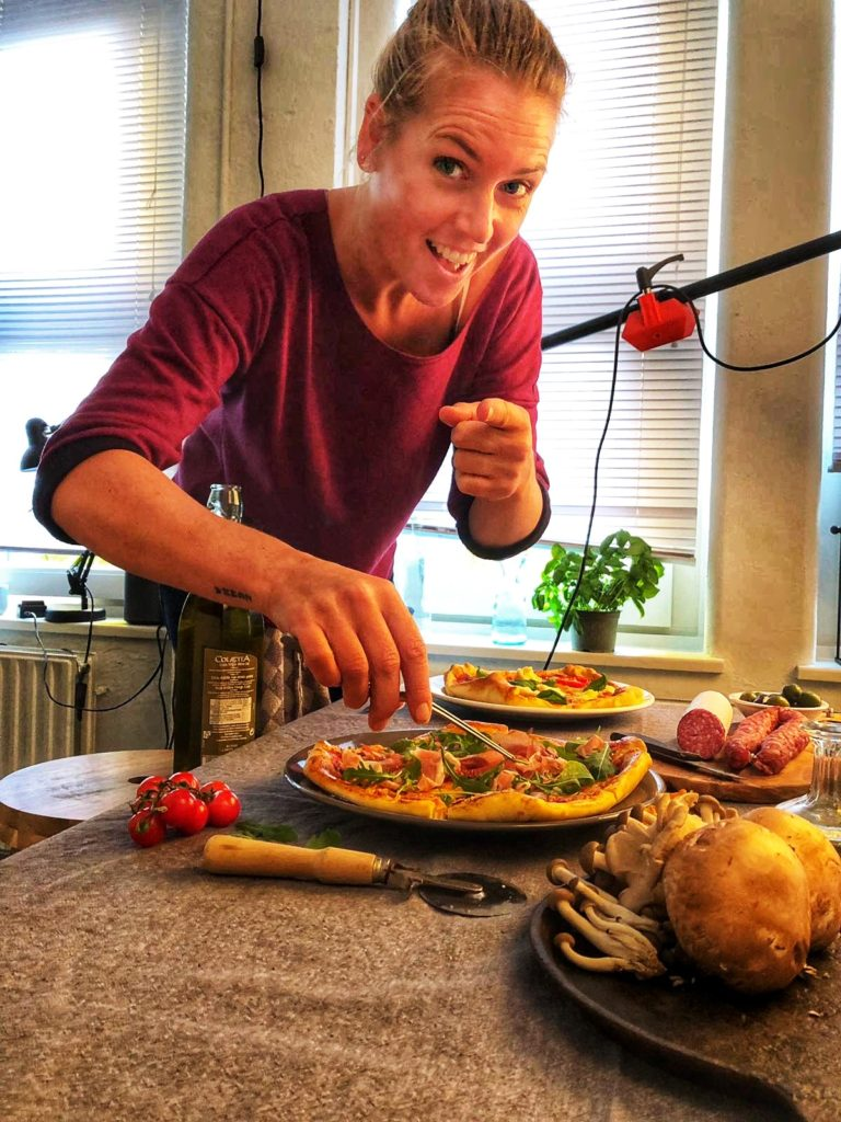 Op de set: Philips food styling