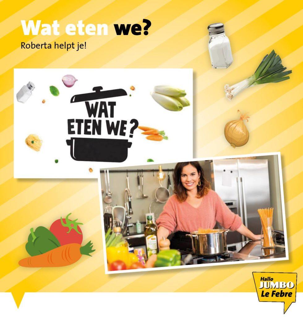 Culinaire redactie en receptontwikkeling: Wat eten we?